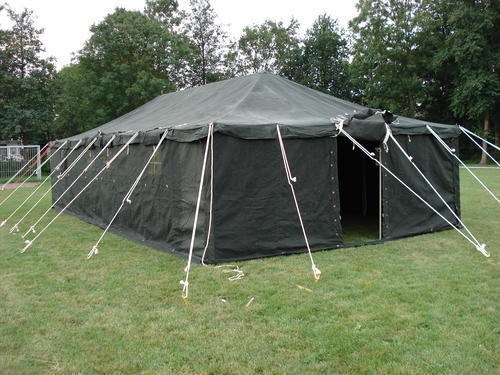 Rent our ArmyTent
