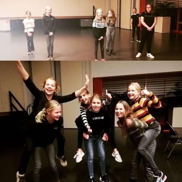 Dance to Sing! 8-14 jaar Iedere vrijdagavond!