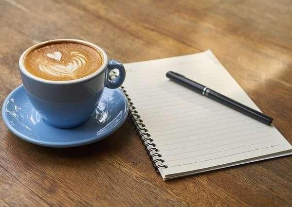 Online koffiedrinken
